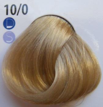 Estel Professional De Luxe Крем-краска 10/0 Светлый блондин