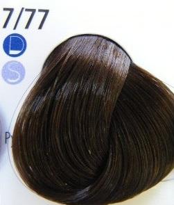 Estel Professional De Luxe Крем-краска 7/77 Интенсивный коричневый русый