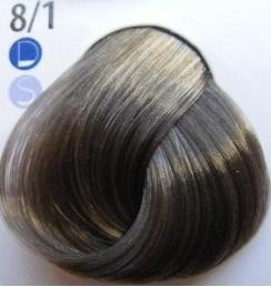 Estel Professional De Luxe Крем-краска 8/1 Пепельный светло-русый