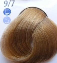 Estel Professional De Luxe Крем-краска 9/7 Коричневый блондин