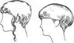 Фольклорный стиль причёски